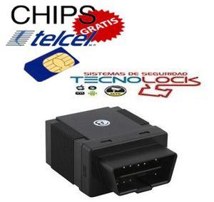 Gps Tracker Localizador Vehicular 306a Obd Computadora
