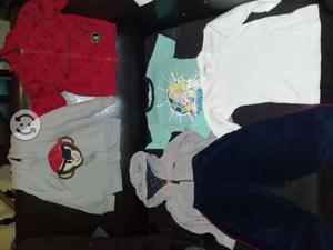 Lote de ropa de niño 12-18 meses