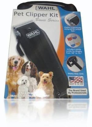 Maquina Cortadora De Pelo Para Perros Basica Marca Wahl