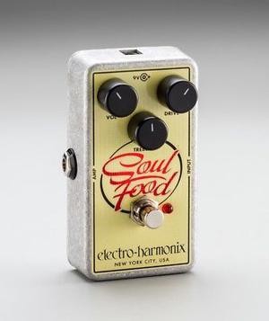 Overdrive Soul Food Electro Harmonix Nuevos