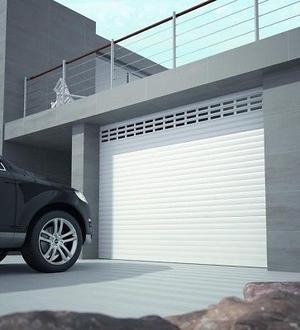 Puertas y portones residenciales 1 tomo posot class - Puertas automaticas para cocheras ...