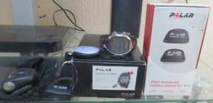 Reloj Polar Rs800cx Con Gps Para Correr Y Bicicleta
