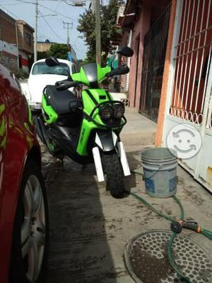 moto con garantia