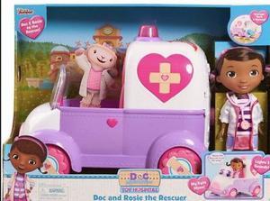 Ambulancia dra juguetes