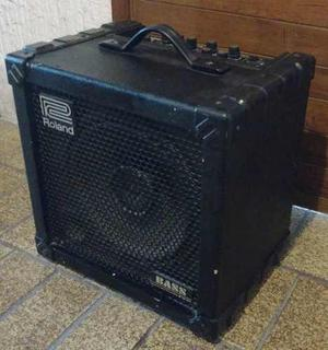 Amplificador Roland Cube 30 Bass Para Bajo | Envío Gratis