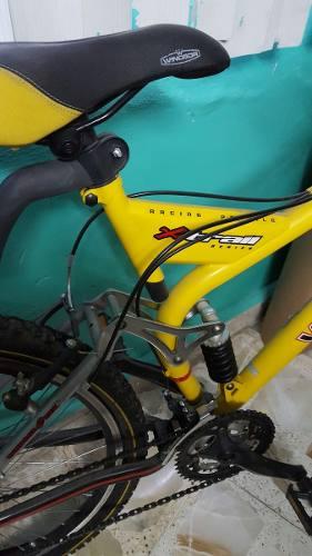 Bicicleta Montaña Windsor Xtraile 21 Vel. Aluminio Y Acero