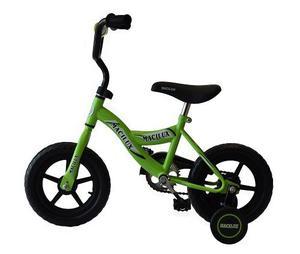 Bicicleta Rodada 12 Macilux Infantil Nuevas Niños