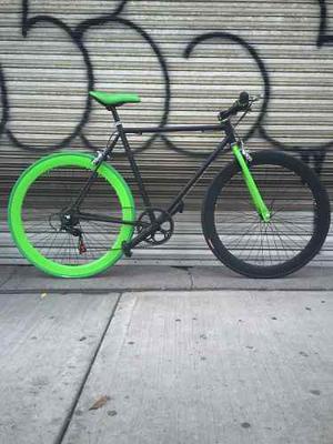Bicicleta Urban Bike Mexico 3 Colores Velocidades Shimano