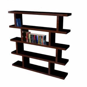 Moderno Librero Madera Pino Garantia Oficina - Madera Viva