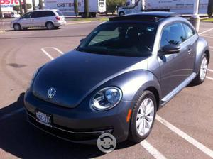 Volkswagen beetle sport triptronic, única dueña