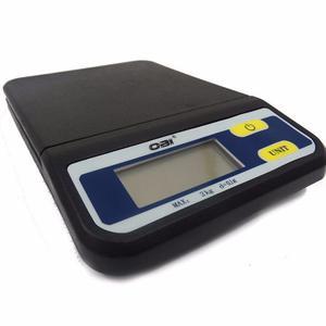 Bascula Gramera Digital Multiusos De 0,1gr A 2kg Lcd