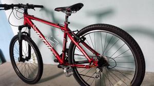 Bicicleta alubike risk