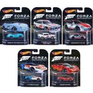 Forza Motor Sport Retro  Serie Completa Hot Wheels