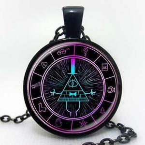 Gravity Falls Collar Envio Gratis Dije Bill Cipher Diario 3