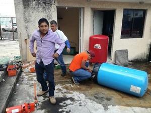 Instalación de hidroneumaticos reparaciónes y