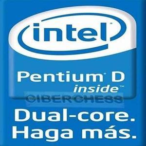 Intel Pentium D-ghz/4mb/ Procesador Sl9qq