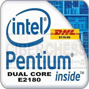 Intel Pentium Dual Core Eghz/1mb/800fsb/ Procesador