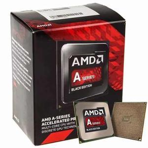 Nuevo Procesador Amd Ak 3.9 Ghz Turbo S-fm2+ Radeon R5