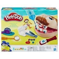 Play Doh Dentista Bromista Taladro Eléctrico Hasbro
