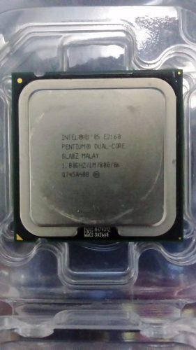 Procesador Intel Pentium Dual-core E Seminuevo