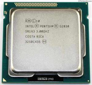 Procesador Intel Pentium Gm Cache, 3.00 Ghz),