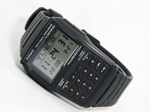 Reloj Casio Dbc32 Caballero Data Bank Calculadora Original
