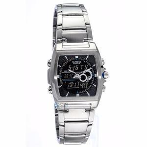 Reloj Casio Edifice Efa120 Termómetro Alarma - Original