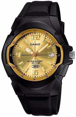 Reloj Casio Mw600-f9av Wr 100m - 100% Original Cfmx