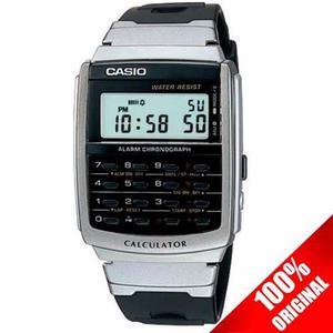 Reloj Casio Retro Vintage Ca56 - Calculadora - Original