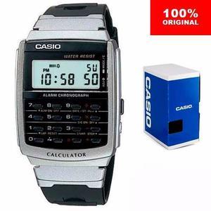 Reloj Casio Retro Vintage Ca56 - Calculadora - Original Cfmx