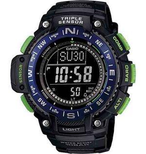 Reloj Casio Sgw Barómetro Altímetro Termómetro