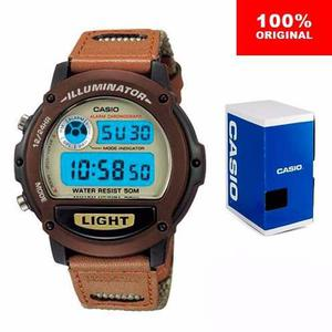 Reloj Casio W89 - Iluminación - 100% Original Cfmx