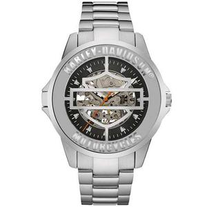 Reloj Harley Davidson Automatico 76a154 Tienda Oficial