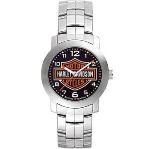 Reloj Harley Davidson Bulova 76a019 Tienda Oficial Bulova