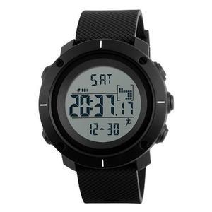 Reloj Hombre Militar Digital Deportivo Podometro Sumergible
