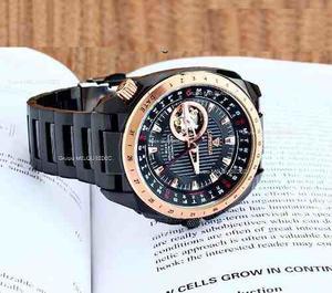 Reloj King Midas En Oro Rosa 10k Limited $ % A: