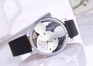 Reloj Mickey Mouse Retro Vintage + Envío Gratis 6 Modelos