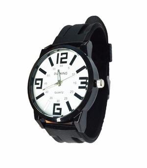 Reloj Para Hombre 45mm Casual Cuarzo Excelente Precio