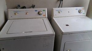 Secadora y lavadora excelentes condiciones