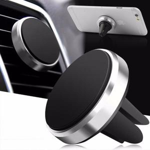 Soporte Celular Magnetico Ventilacion Porta Celular Carro