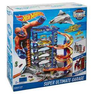 Super Ultimate Mega Garage Hot Wheels !!!!!!!