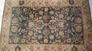 Tapete persa de lana de la india