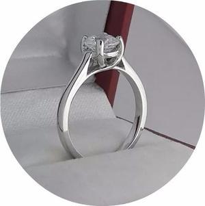 Anillo Compromiso 18kt Diamante Forever Brilliant 100ct 88n
