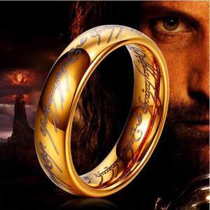 Anillo Único Poder El Hobbit El Señor De Los Anillos