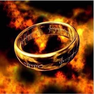 Anillos Señor De Los Anillos Hobbit La Mejor Réplica !