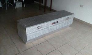 Caja para herramientas de aluminio