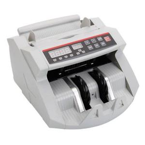 Contadora De Billetes Con Detector Doble De Billetes Falsos
