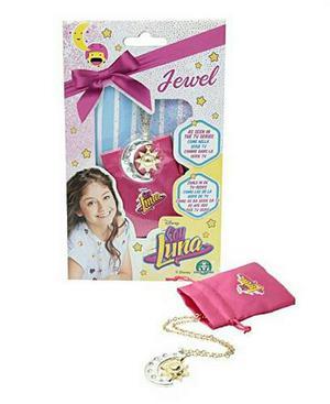 Entrega Inmediata!!! Medalla Original De Soy Luna Disney!!