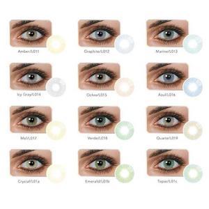 Pupilentes Freshgo Hidrocor Super Natural + Estuche Y Envio