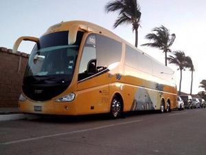 Renta de autobuses y camionetas ejecutivas